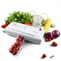 Blueberry DZ-280 /2SE 220v Impulse Wet and Dry Home Vacuum Machine Kitchen Vacuum Sealer