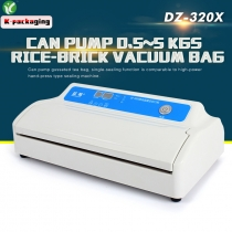 DZ-320X Multifunctional Best Vacuum Sealer for Home or Commercial Use Vacuum Packaging Machine