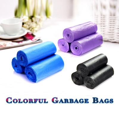 45x55cm / 50x60cm  Hot Sales 0.03mm High Quality Roll Plastic Rubbish Bag PE Storage Bags for Refuse