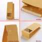 5 pcs Height Adjustable Self-adhesive DIY Kraft Paper Box for Gift